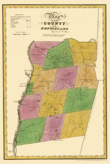 Troy Irish Genealogical Society Archives - The New York History Blog