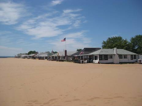 Following A Determination By The New York State Historic Preservation Office That Cedar Grove Beach Club Was Eligible For Listing On National