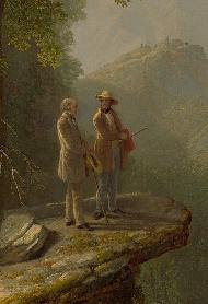 The Masculinity of Antebellum Landscape Painters