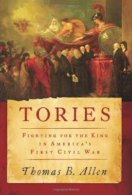 Tories: American Revolution and Civil War