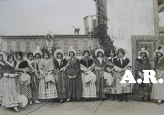 Colecci n de fotograf a antigua 10 a os fot grafo peinado fotograf a antigua gij n carnaval - Fotografos gijon ...
