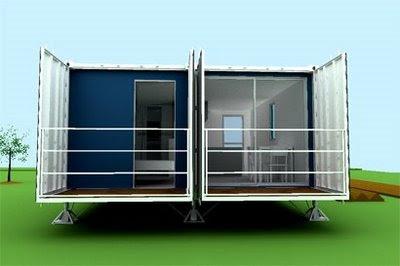 Container vivienda arq luis rodr guez divagaciones - Vivienda contenedor maritimo ...