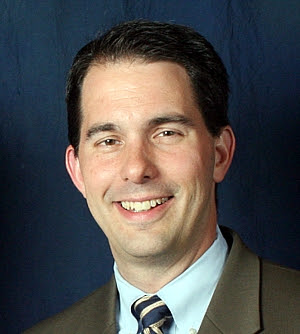 Scott Walker, Wisconsin Governor