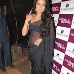 Celina Jaitly Hot Saree Pictures