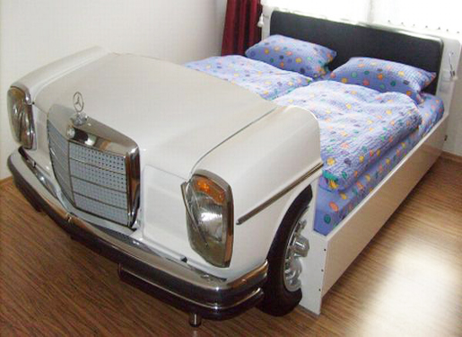 Bed Design Shaped Mercedes Car Home Design Interior Design