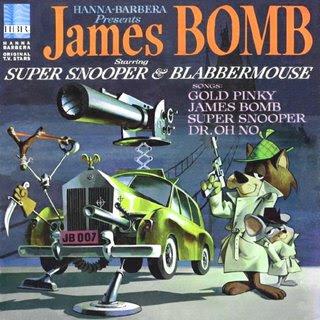 The Adventures of James Bomb