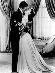 E o vento levou (Clark Gable & Vivien Leigh)