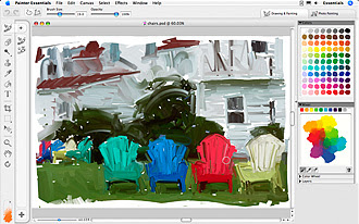 the pixlblog corel painter essentials 4 released. Black Bedroom Furniture Sets. Home Design Ideas