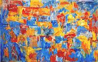 Jasper Johns 'Map', 1961