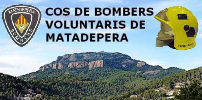 COS DE BOMBERS VOLUNTARIS DE MATADEPERA