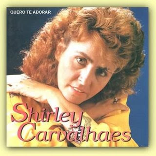 shirly+ +queroteadorarsq5 Shirley Carvalhaes   CD Quero Te Adorar 1995