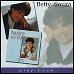 betty+souza+ +agradece+ao+pai Baixar CD Betty Souza   Agradece ao Pai e Escolho Jesus Play Back (Duplo)