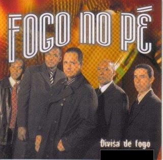 FOGO NO PÉ - DIVISA DE FOGO