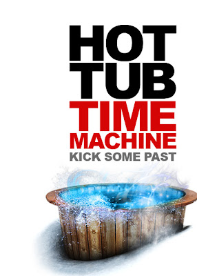 Hot Tub Time Machine affiche du film