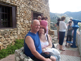 Me and beloved in Spain