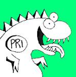PRIstino Tyranosaurus Rex