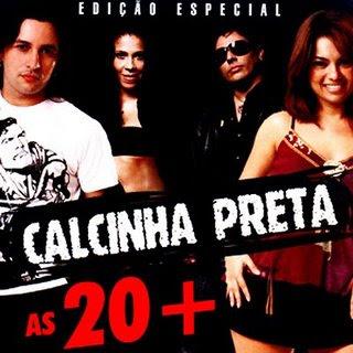 Calcinha Calcinha Preta – As 20 Mais – 2006