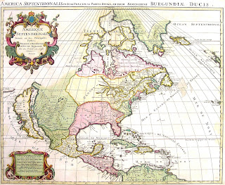 Arader Galleries California as an Island maps