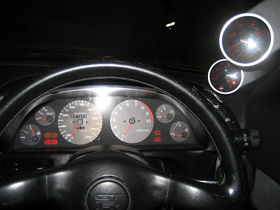 A-Pillar Dual Gauges