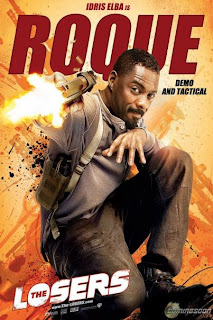 Idris Elba es Rogue - The Losers