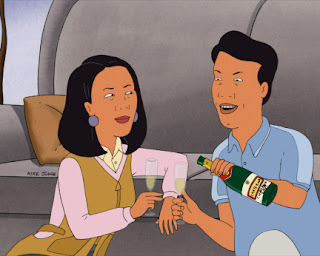 King Of The Hill Recap Review Minh Who Knew Too Much