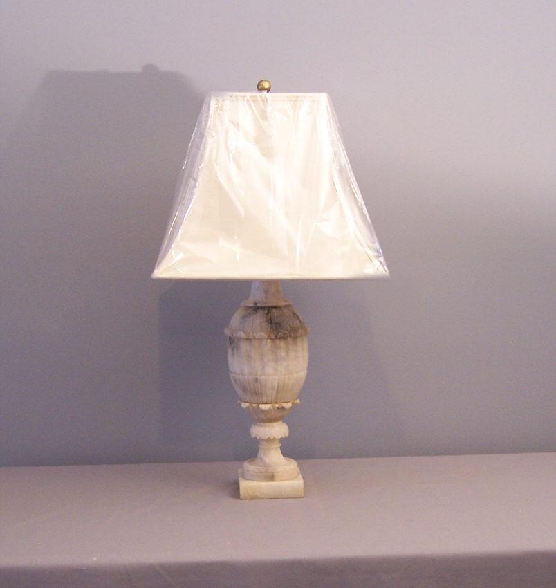 Whitehaven: We're Loving ....Alabaster Lamps