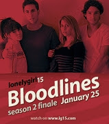 lonelygirl15 Bloodlines Season 2 finale January 25
