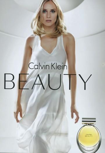 ...в фирменных парфюмерных бутиках Calvin Klein появится новый цветочный аромат известной марки - Calvin Klein Beauty.