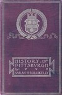 PGH. HISTORY BOOK