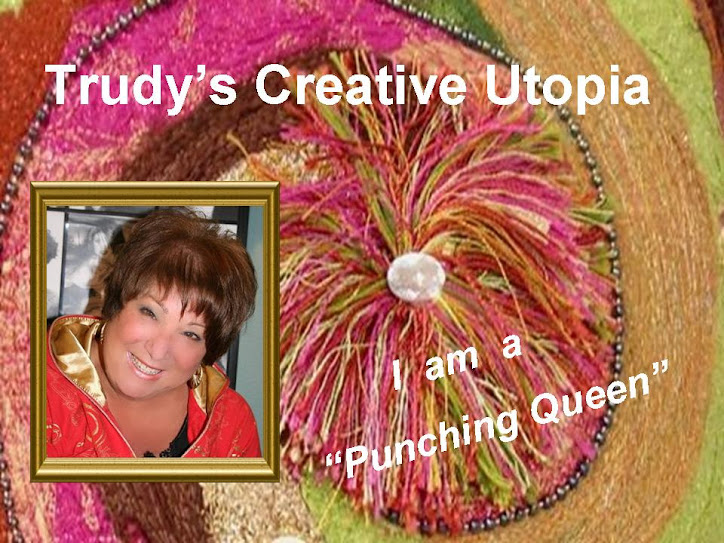 "Trudy is a ""Punching Queen"""