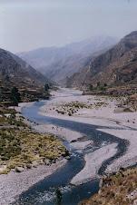 Rio Tambo Moquegua