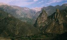 Un rincón en los Andes Peruanos