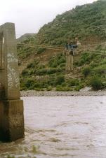 Sierra de Moquegua en lluvias