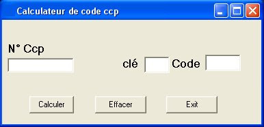 CCP.RAR CODE LOGICIEL TÉLÉCHARGER CALCUL