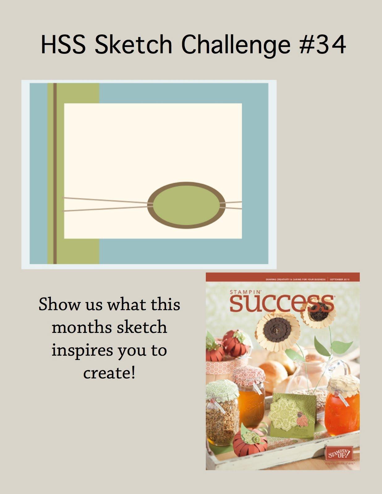 Success September Sketch