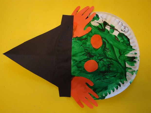 Halloween Arts and Craft Ideas for Toddlers