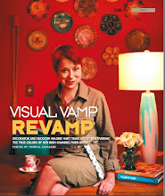 Visual Vamp in CUE Magazine