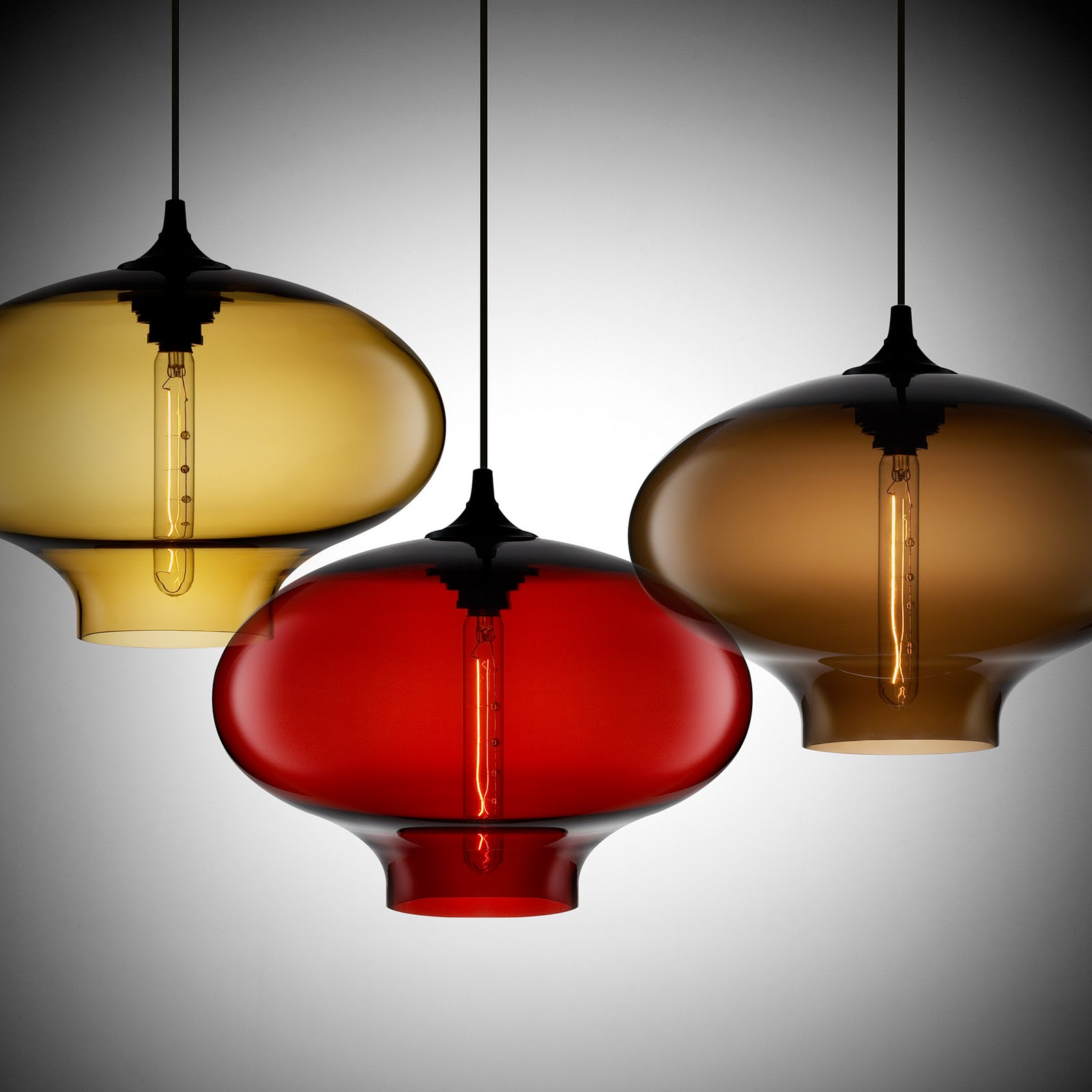 Lynn Morris Interiors : Artistic pendant lights for unique ...