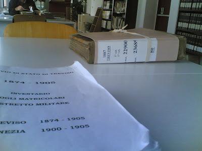 busca de documentos