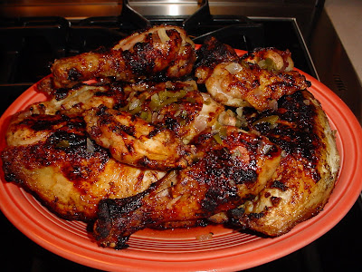 Cooking in Kansas City: Tequila-Glazed Chicken with Jalapeno