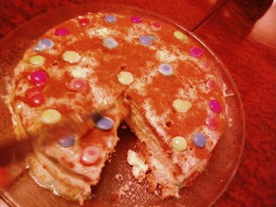 Babamın Doğum Günü Pastası