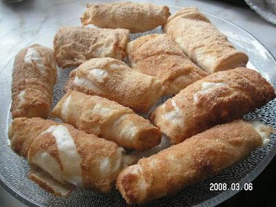 Rulo Puf Puf Yufka Böreği
