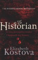 Book Cover for The Historian by Elizabeth Kostova