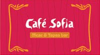 Logo for Cafe Sophia