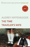 Book Cover for The Time Traveler's Wife by Audrey Niffenegger