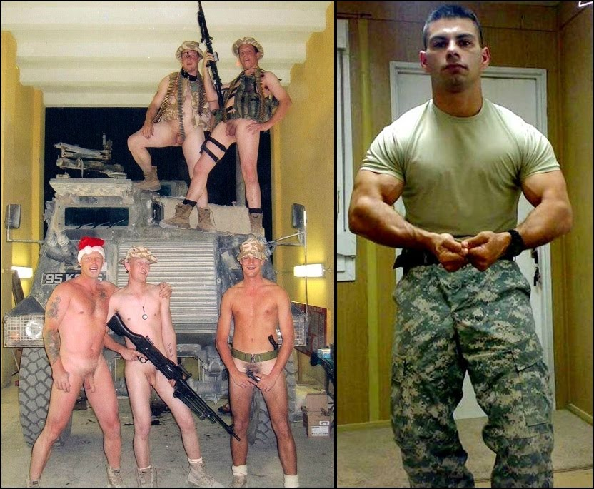 Vintage soldier gay porn movie nude male 6