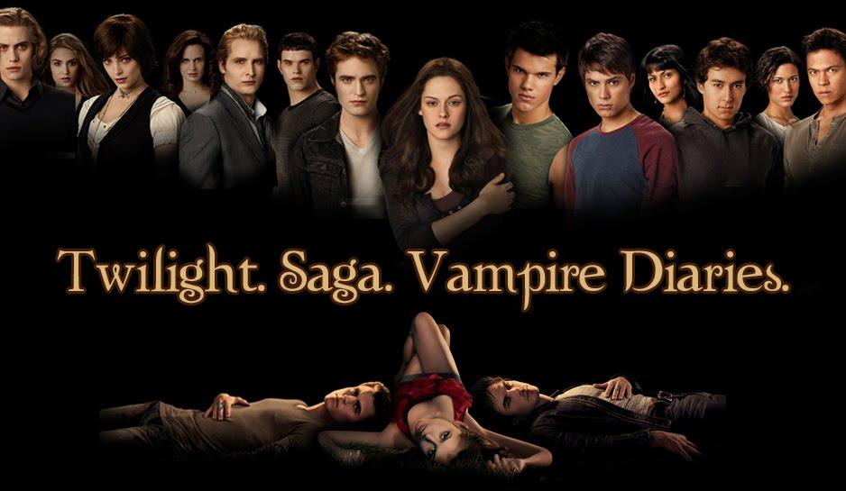 Самие сексуальные вампиры