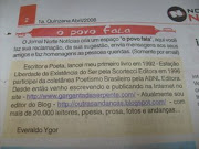 Outras Andanças no Jornal