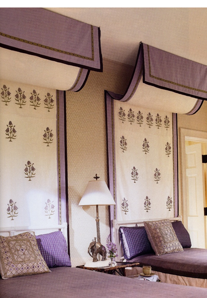 Ceiling Canopy Bedroom: Interior Design Musings: Design Series Tuesday