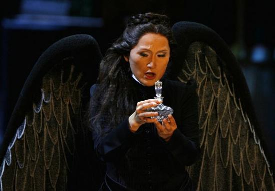 Resultado de imagem para kundry personagem do Parsifal de Wagner